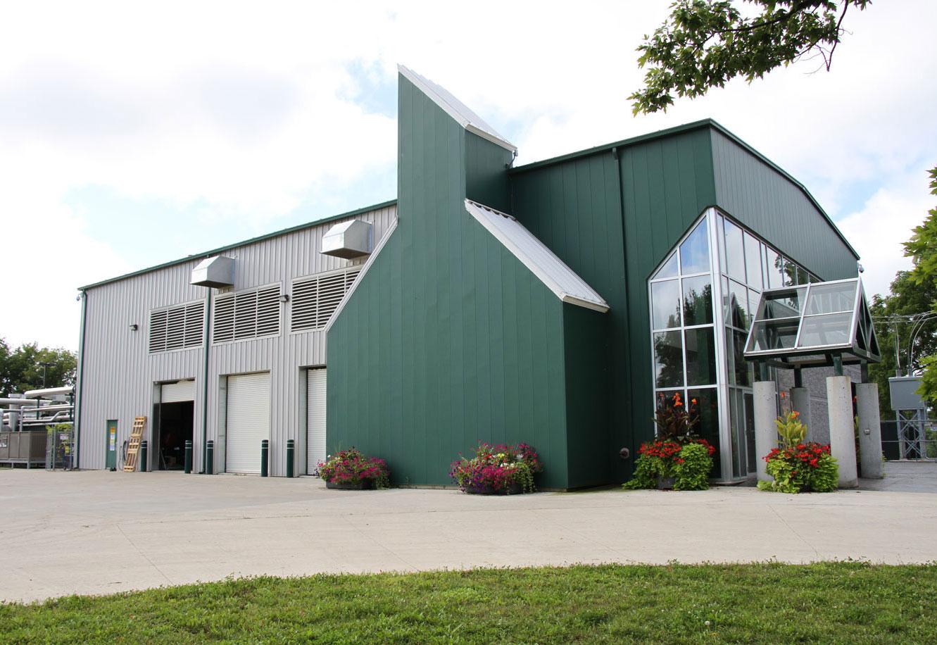 Mohawk Gas Generation Plant