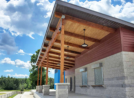 Six Nations Parks & Rec - COVID Testing Centre