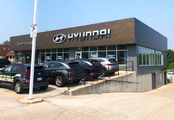 Owen Sound Hyundai After