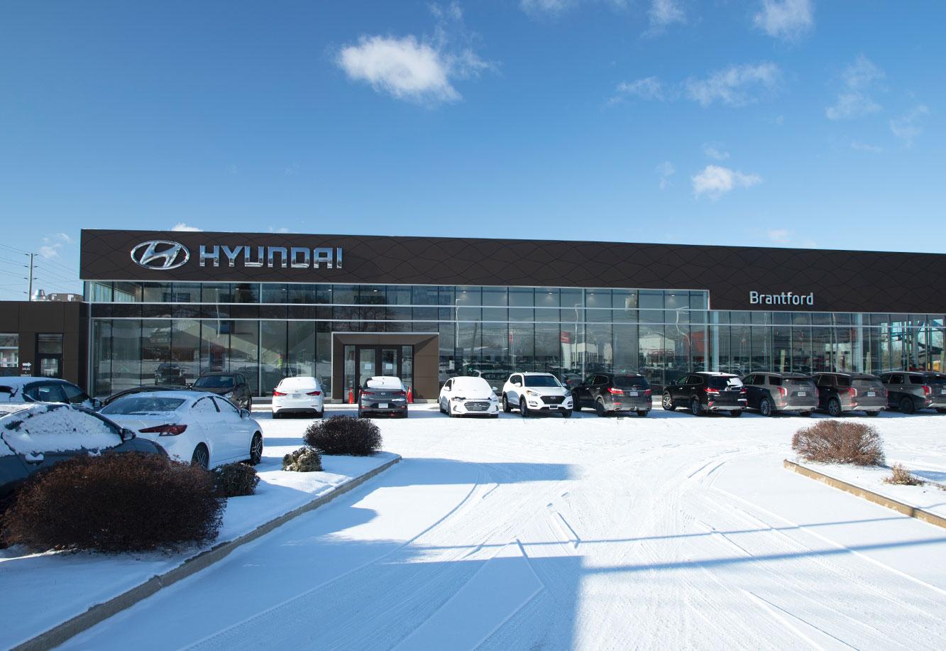 Brantford Hyundai Project Picture