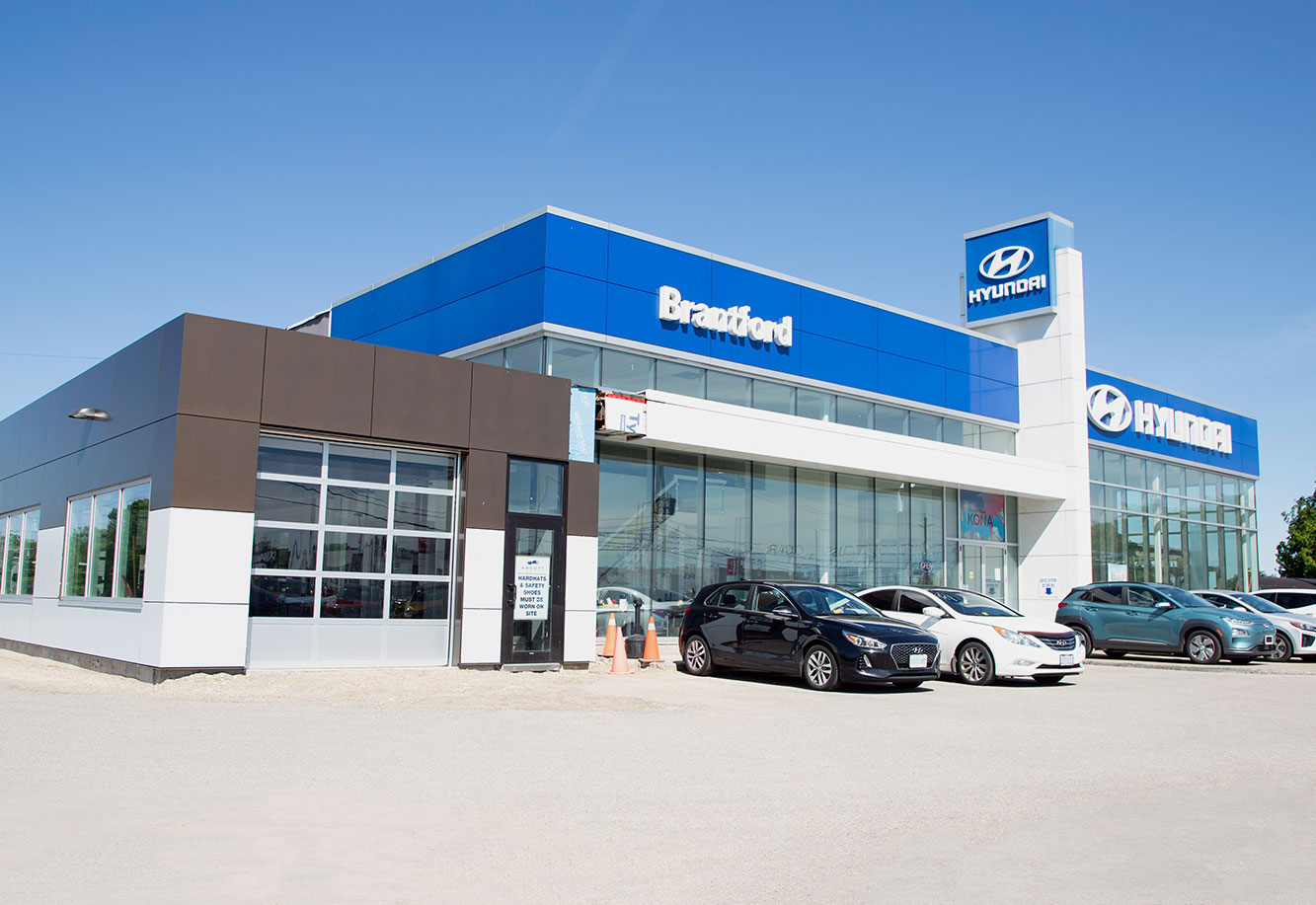 Brantford Hyundai