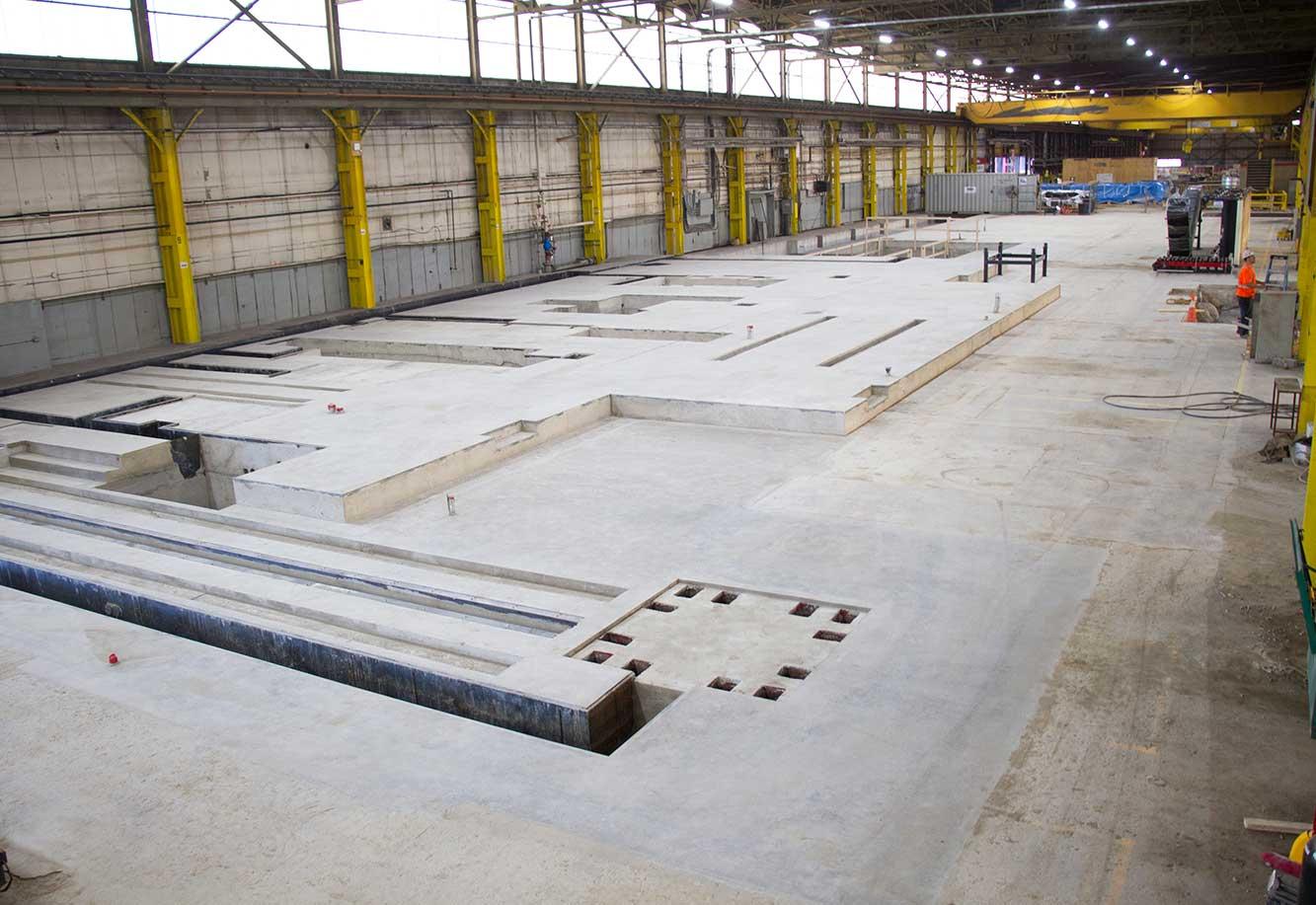 Hamilton Steel Company Project Picture
