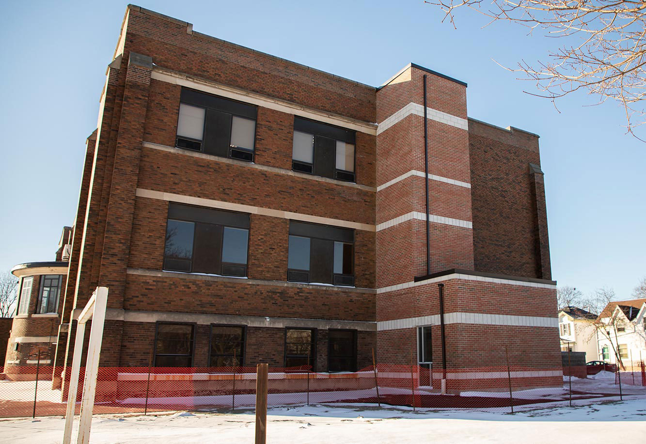Major Ballachey Elementary School