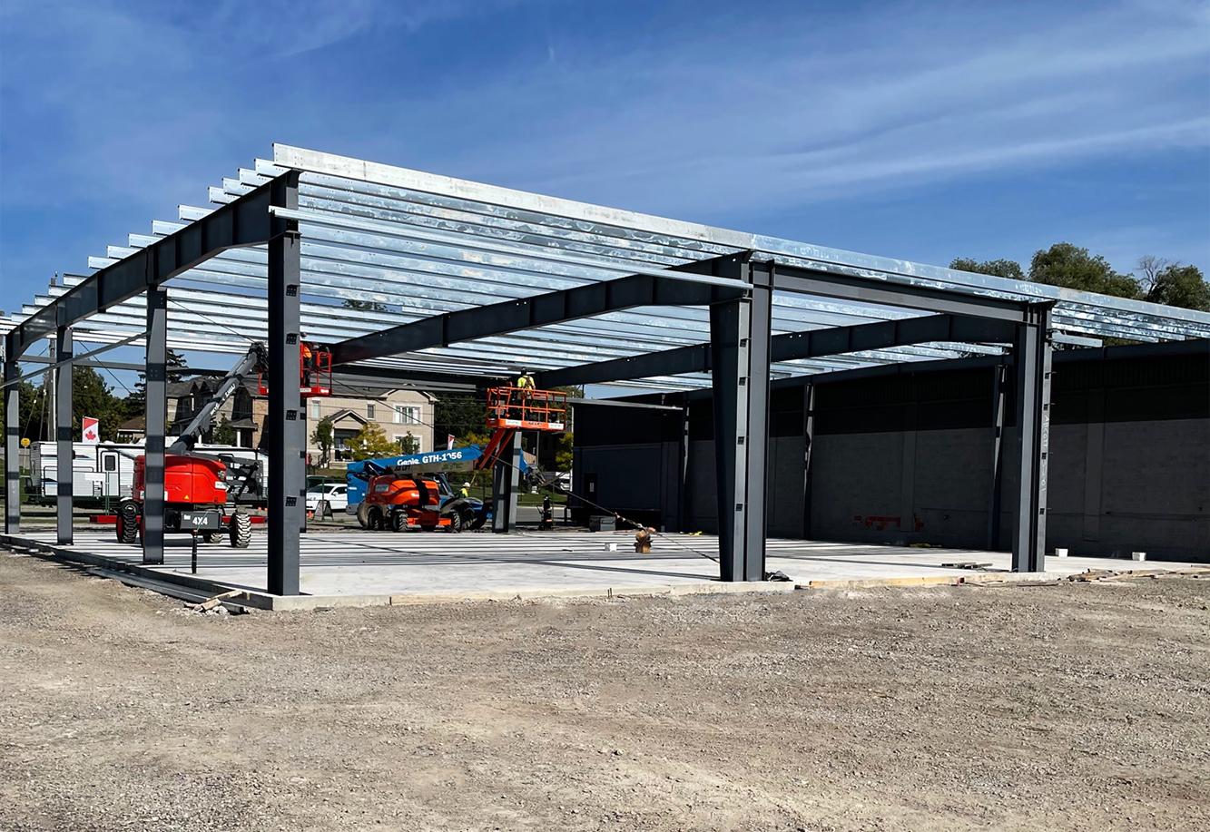 Ruston RV Building Addition