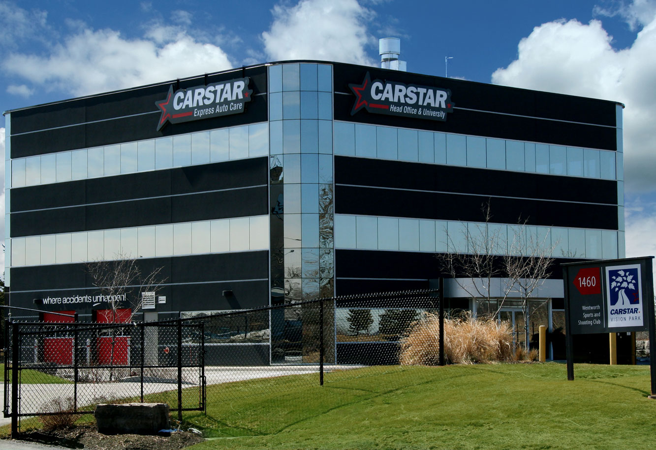 Carstar Vision Park Project Picture