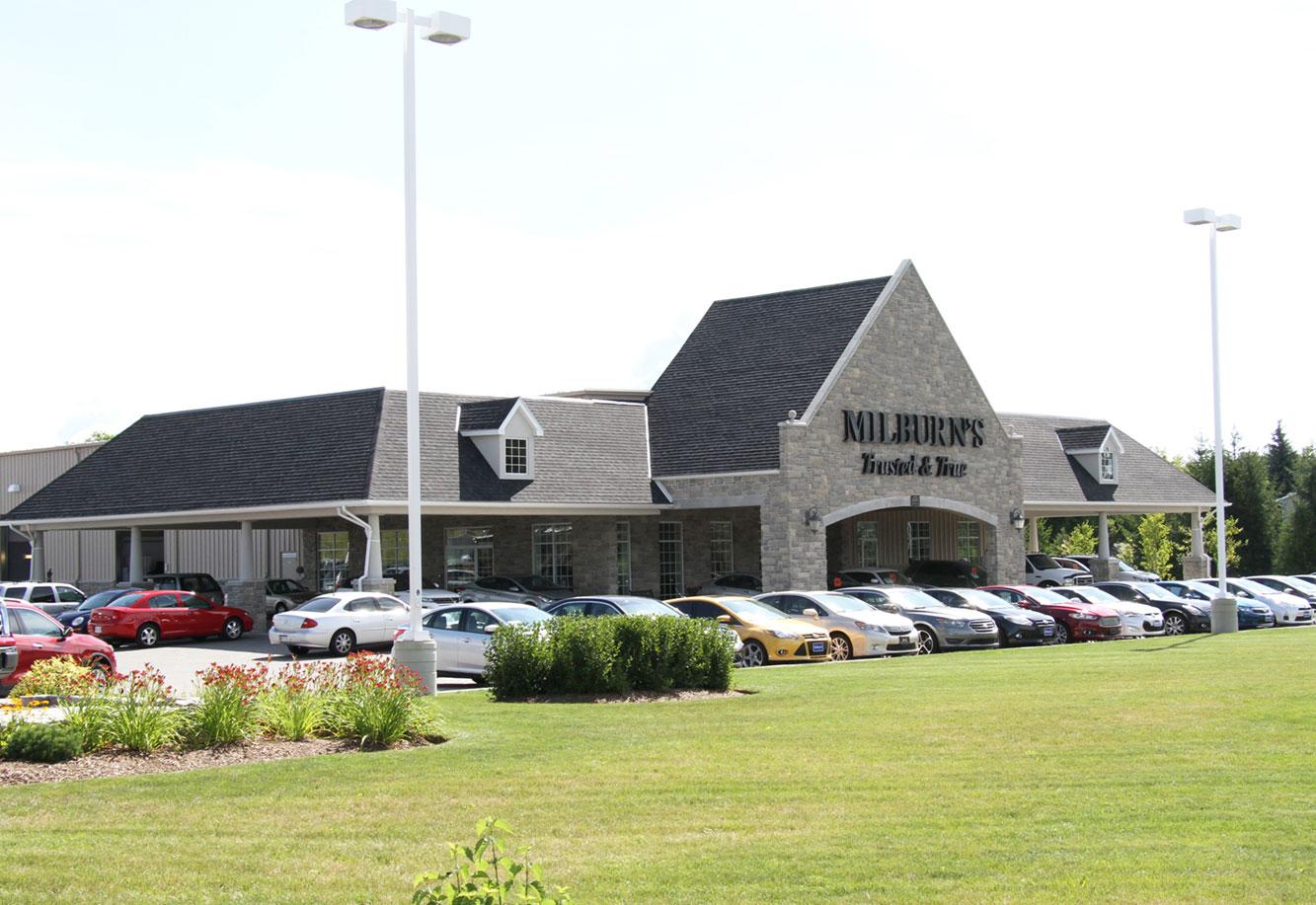 Milburns Auto Sales Service