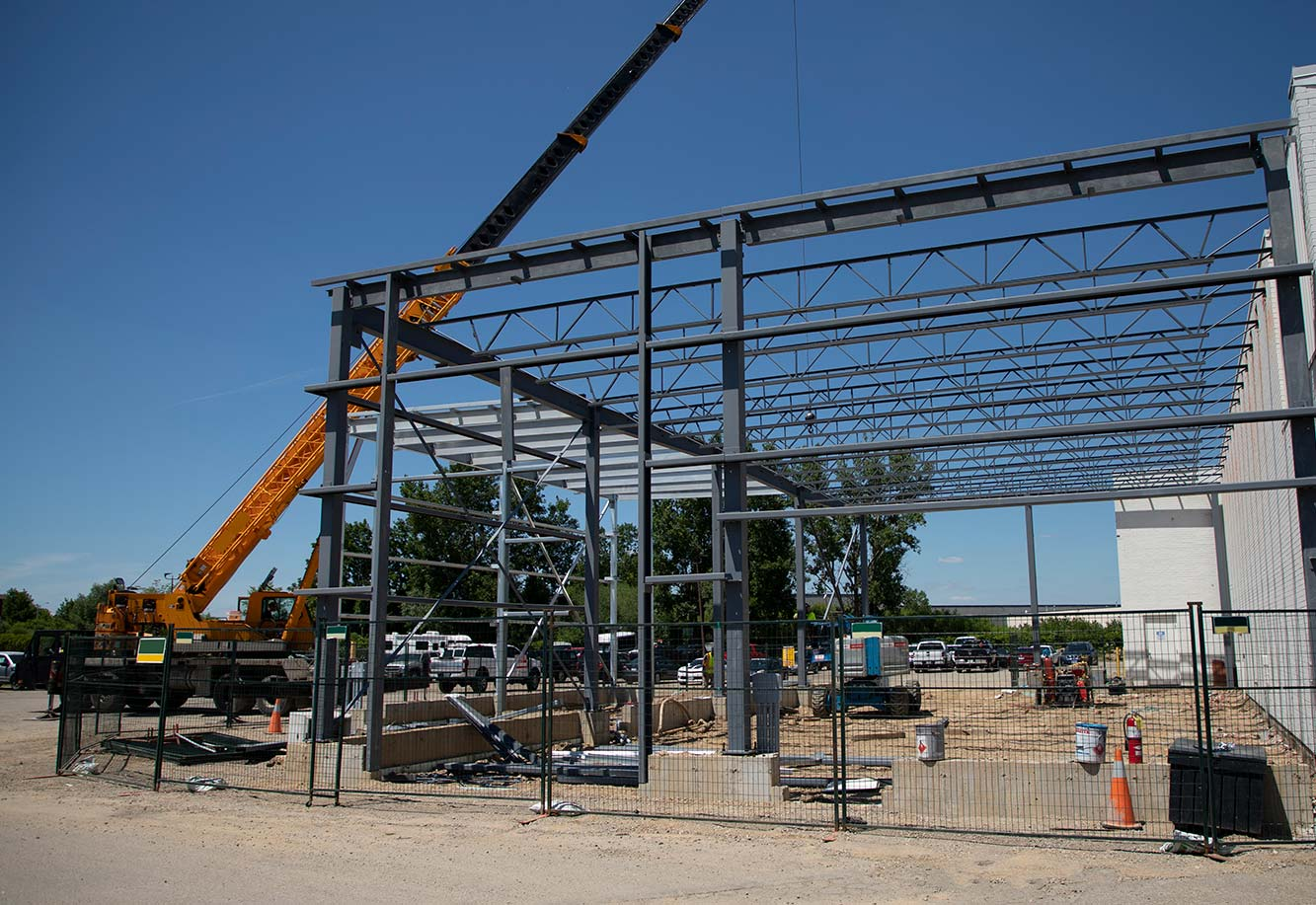 Brant County Ford Project Picture