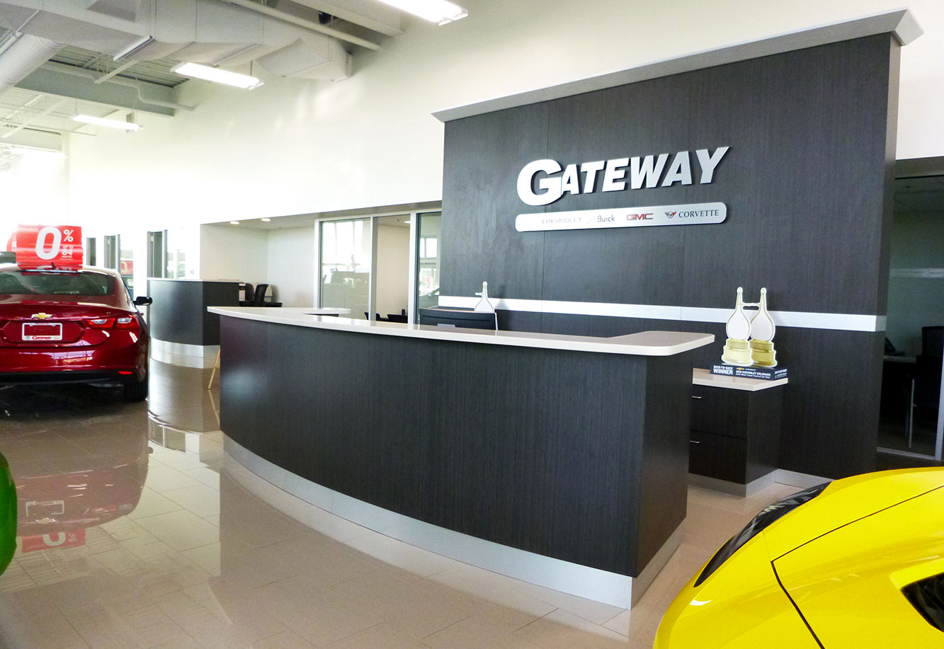 Gateway Chevrolet Project Picture