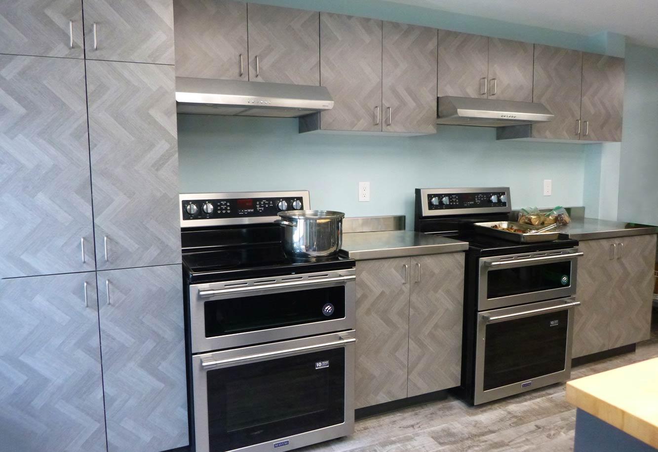 Cambridge Vineyard Fellowship - Kitchen Renovation Project Picture