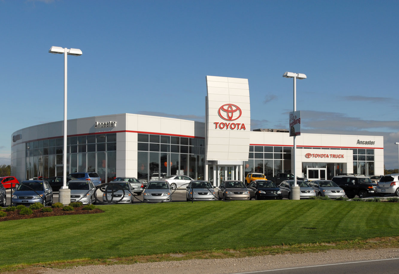 Ancaster Toyota Project Picture