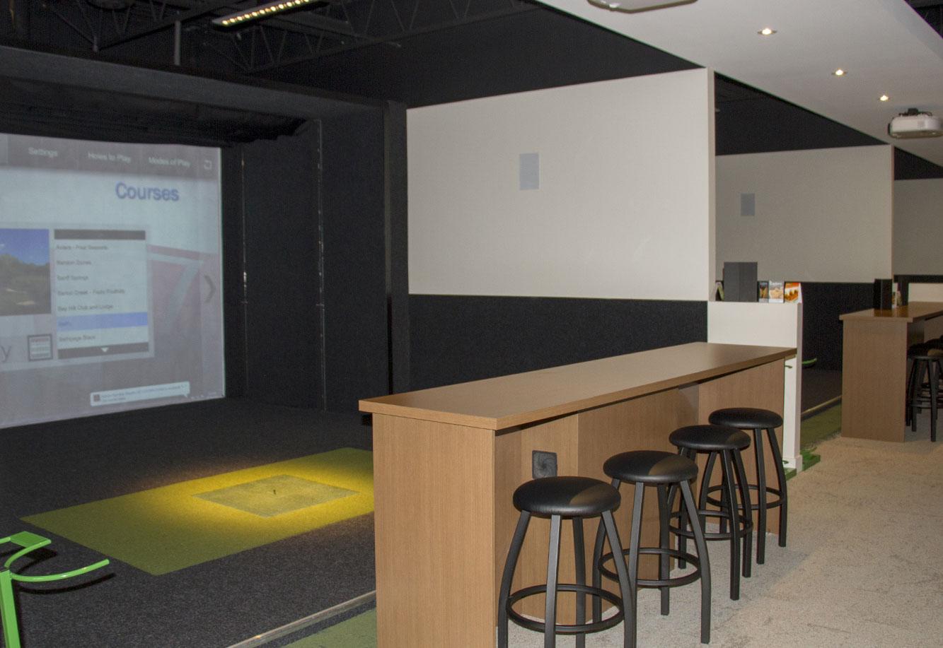 Kitchener Indoor Golf Project Picture