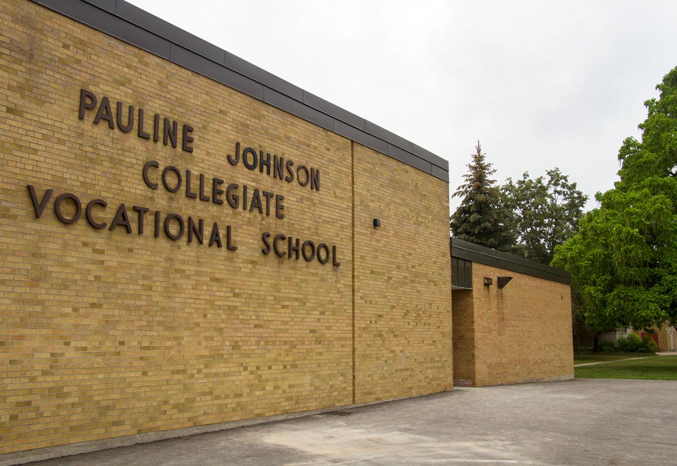 Pauline Johnson Collegiate and Vocational School
