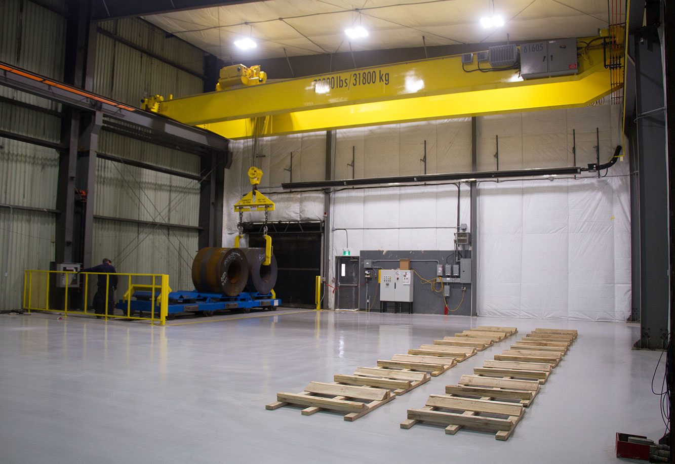 Nova Steel – Process Additions