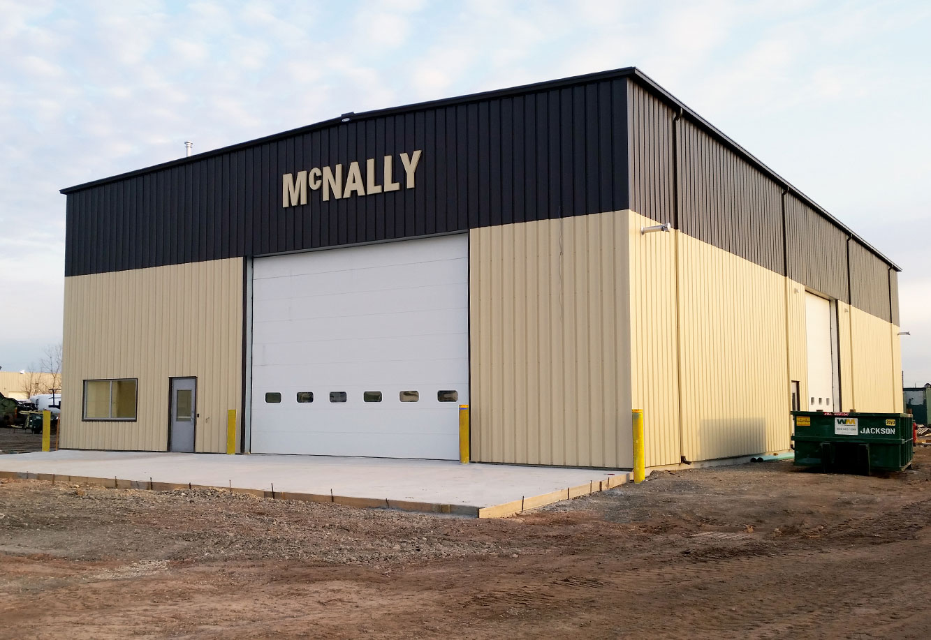McNally International Inc Project Picture