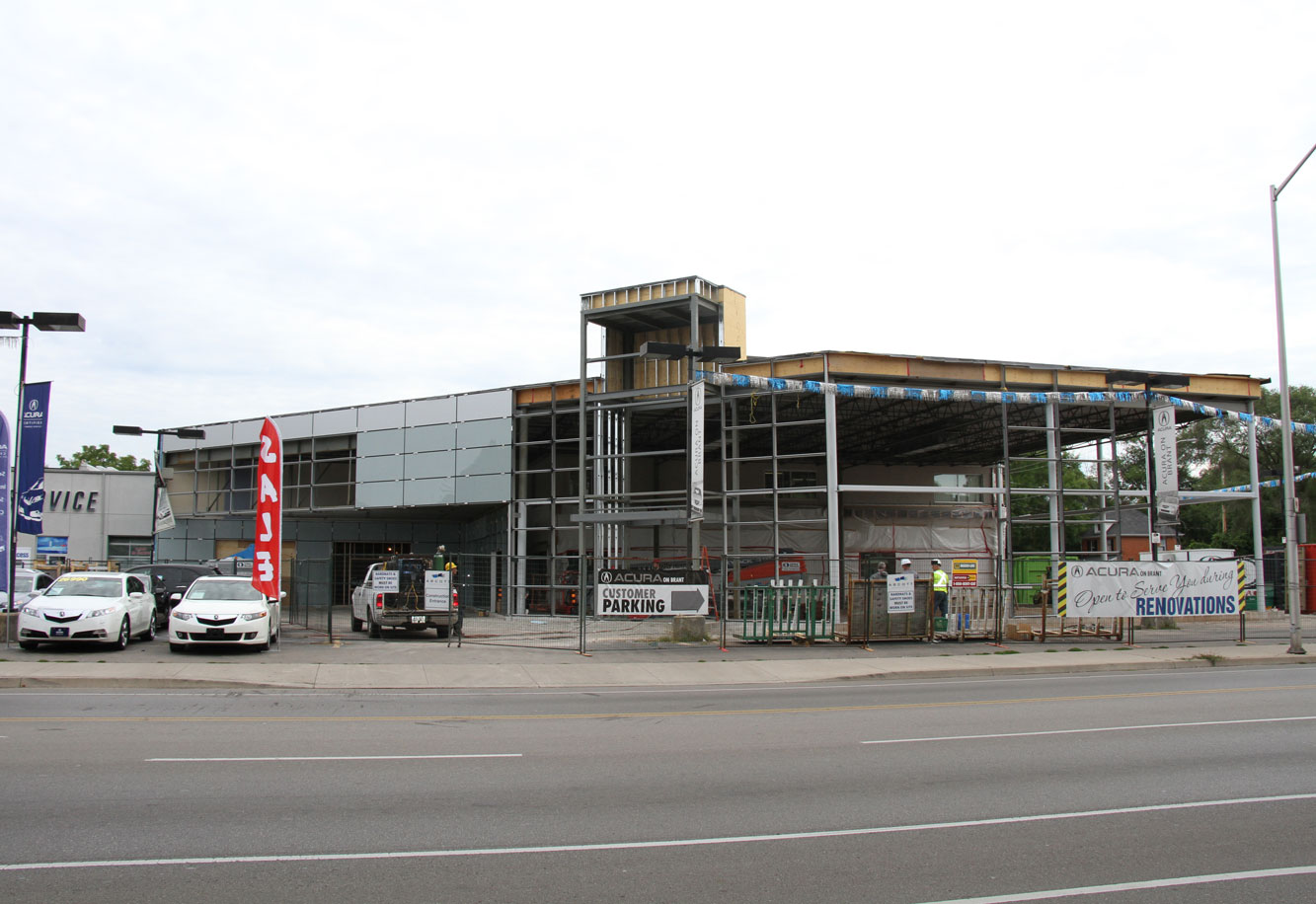 Acura On Brant Project Picture