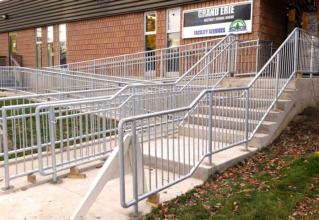 Barrier Free Ramp