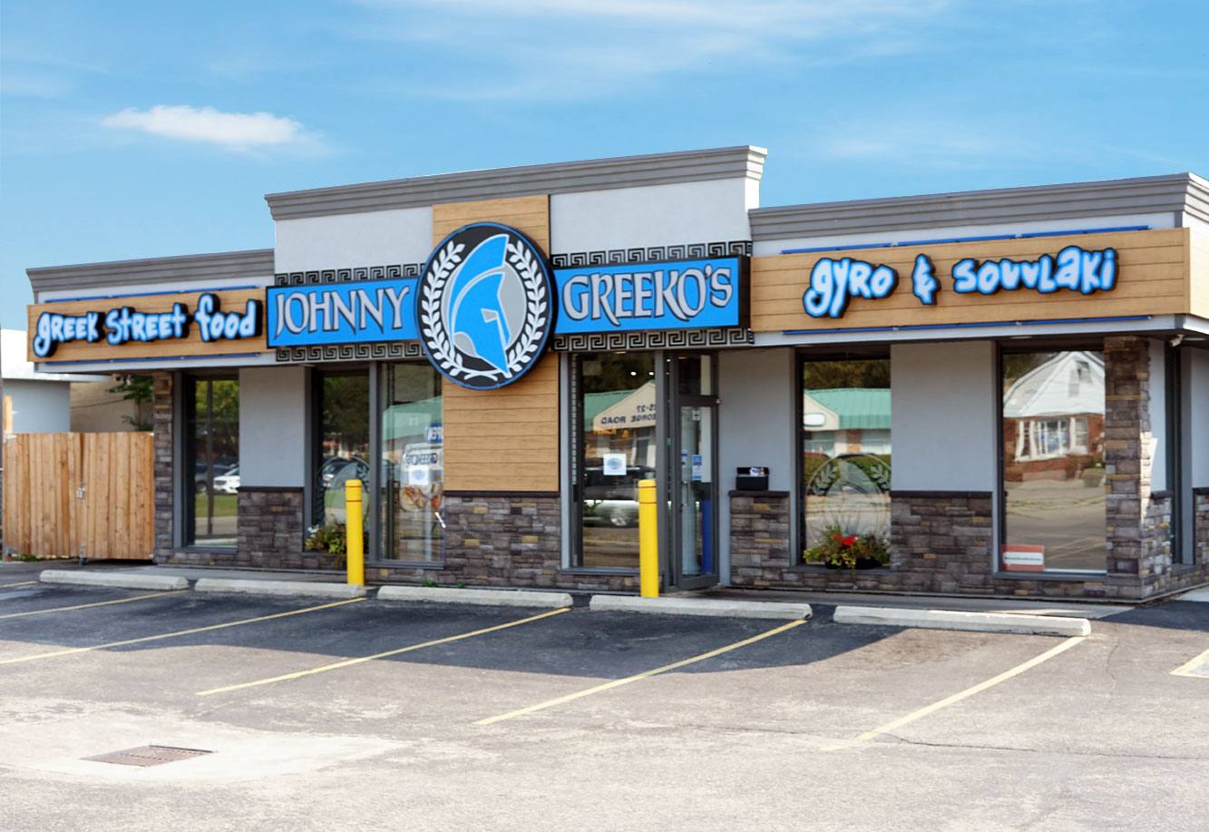 Johnny Greeko's