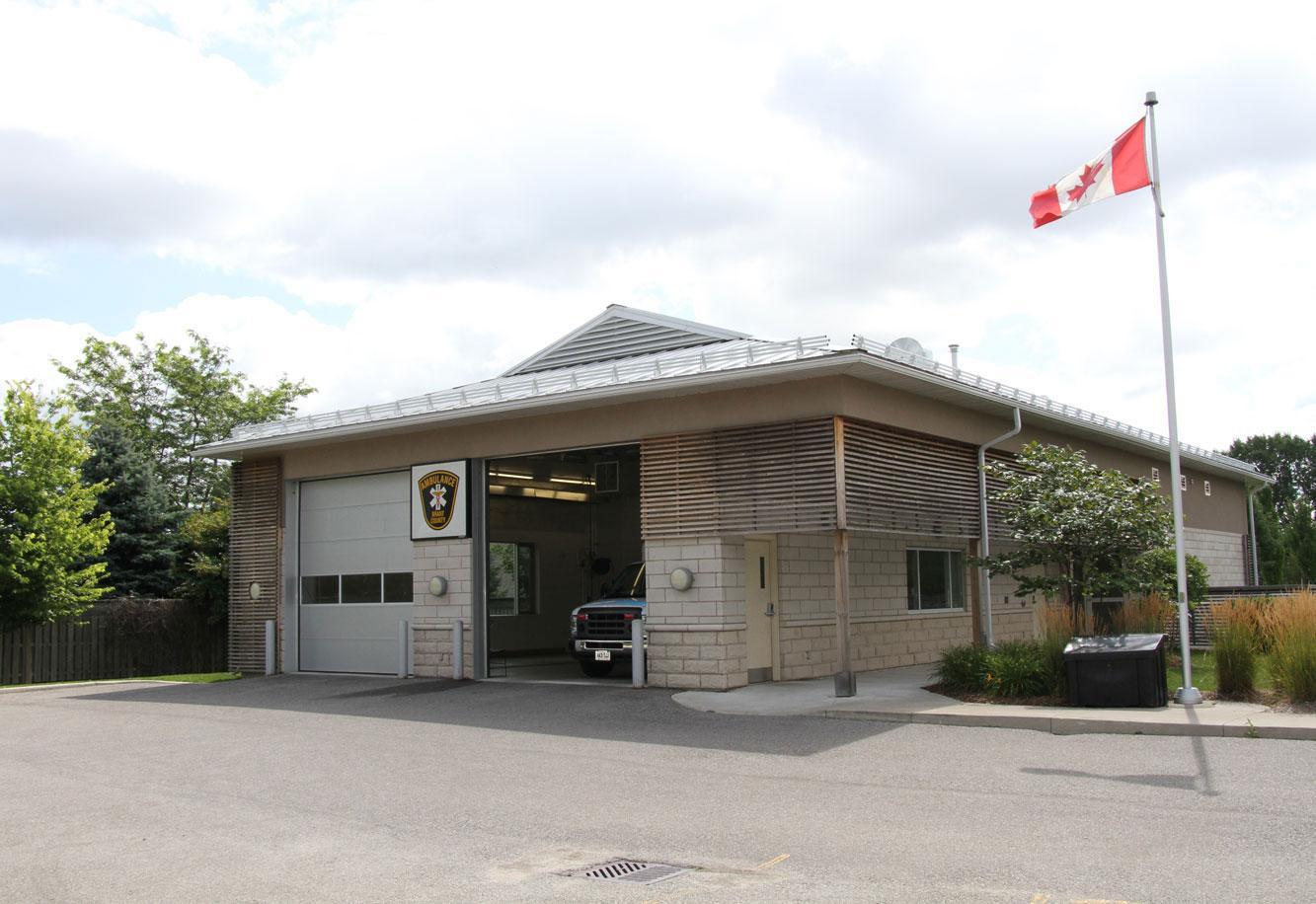 Tranquility Ambulance Station