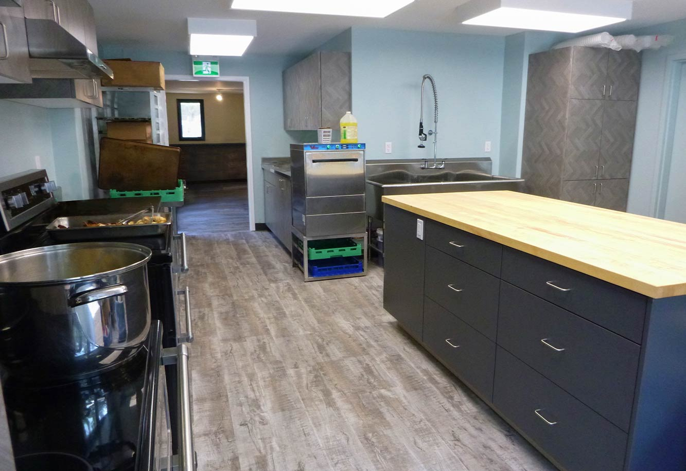 Cambridge Vineyard Fellowship - Kitchen Renovation Project Picture