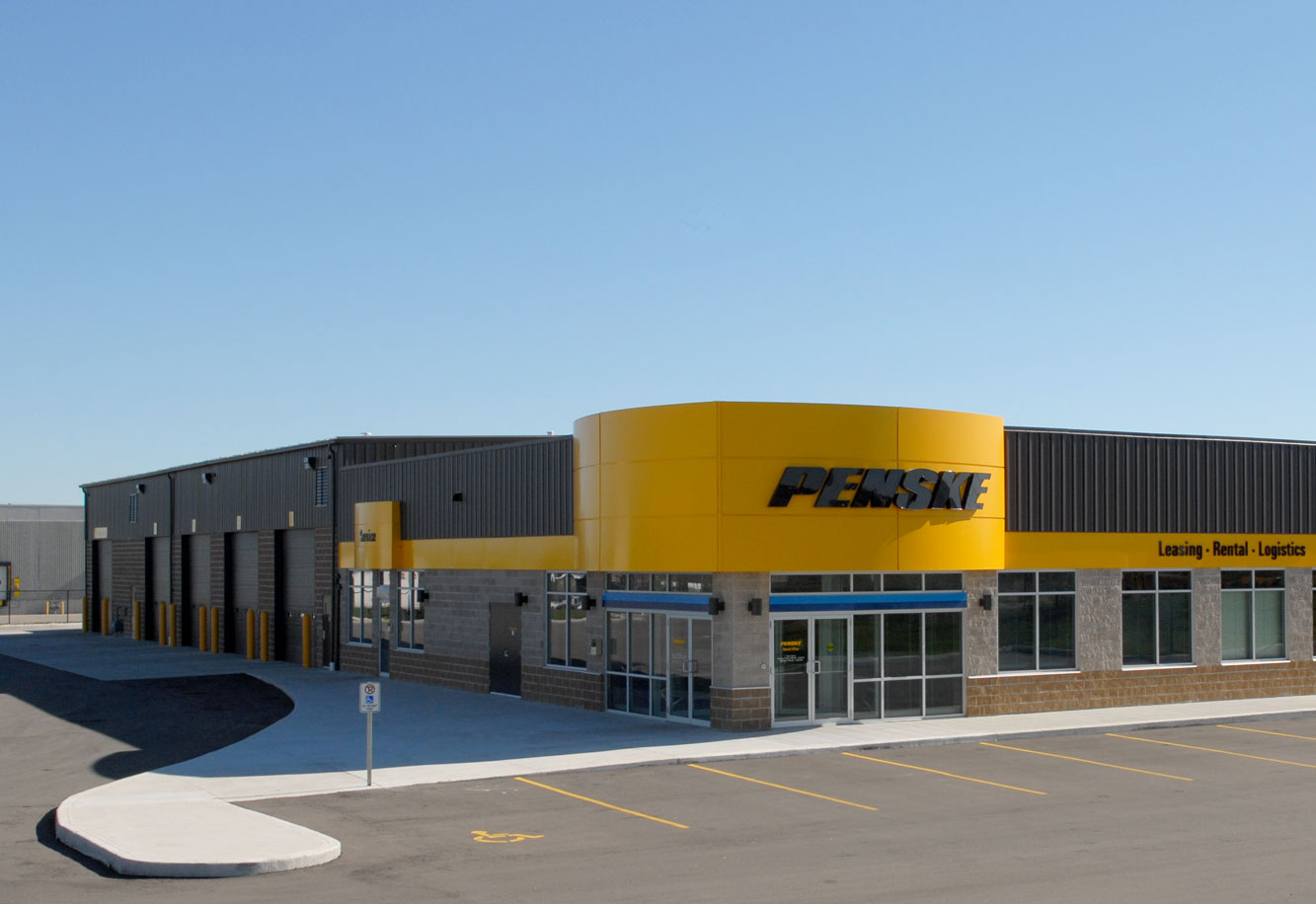 Penske Truck Leasing Project Picture