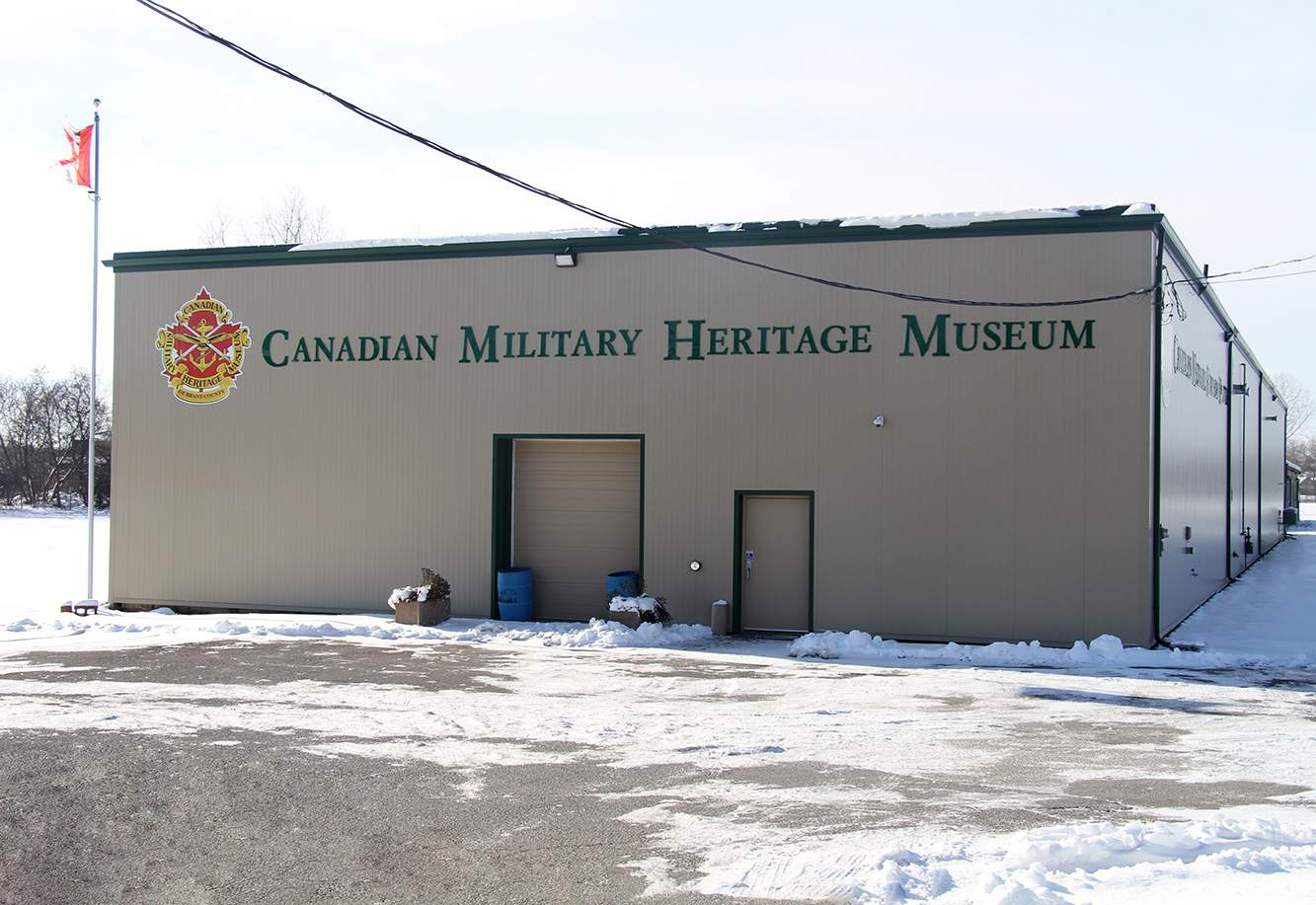 Canadian Military Heritage Museum Project Picture